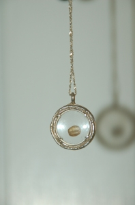 glass locket