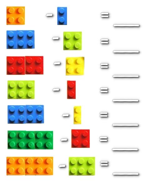 Lego Math Worksheets | the Kent chronicles